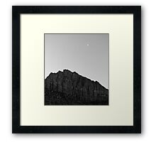 Zion Awakens. Framed Print