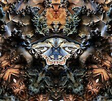 Sagrada Unfamiliar 2 by Yampimon