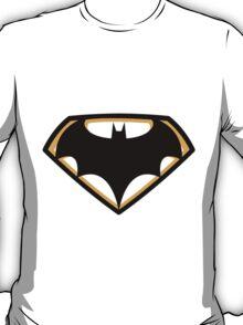 Superbat (Black & Orange) T-Shirt