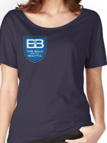The Bald & The Beautiful Women's Relaxed Fit T-Shirt