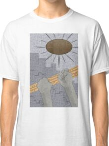 All Barriers Crumble and Fall Classic T-Shirt