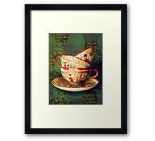 Tea Time 3 Framed Print