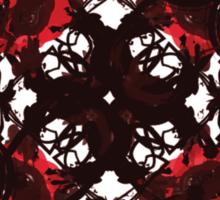 Inkblot #7 Sticker