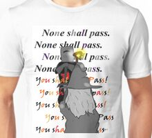 We seem to have reached an impasse... Unisex T-Shirt