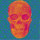 Skull XI by PrinceRobbie