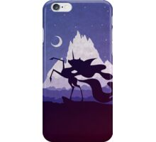 The Night Will Last Forever - Nightmare Moon Print iPhone Case/Skin