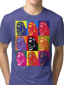 Bigfoot Portrait Tri-blend T-Shirt