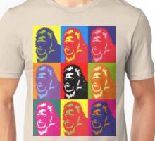 Bigfoot Portrait Unisex T-Shirt