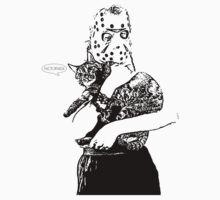 Jason Cat Lady by disorderphoto