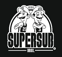Super Sub Bros. by normannazar