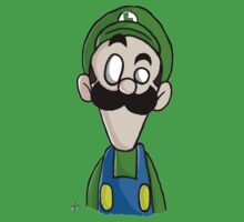 Luigi dO_op by Willy0816