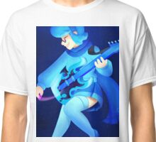 Vivi with an E-Guitar Classic T-Shirt