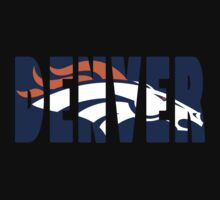 Denver Broncos by AbsoluteLegend