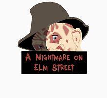 Robert Englund, Freddy Krueger- A Nightmare on Elm Street Unisex T-Shirt