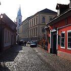 Esztergom, under Castle Hill by zumi