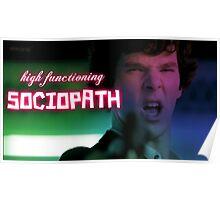 Highly Fabulous Sociopath Poster