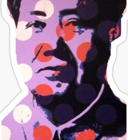 Mao #2 (cut out) Sticker