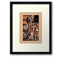 Electric Body - Page 4 Framed Print