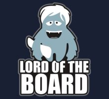 the lord of the boards Kids Tee