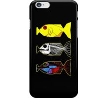 The Hitchhikers Guide to the Galaxy - 3 Babel Fish iPhone Case/Skin