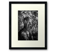 Oh the stories I could tell...... Framed Print