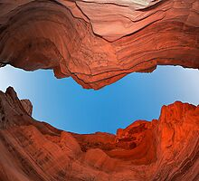 Red Canyon - Negev by Henry Jager