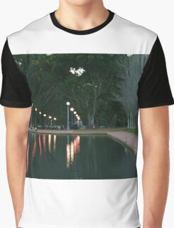 Ibis Drinking Graphic T-Shirt