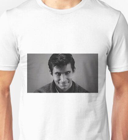 Norman Bates, Psycho Unisex T-Shirt