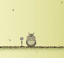 My Neighbor Totoro #1 by juns