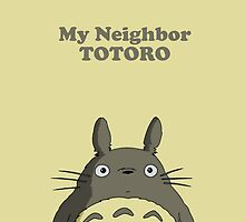 My Neighbor Totoro #3 by juns