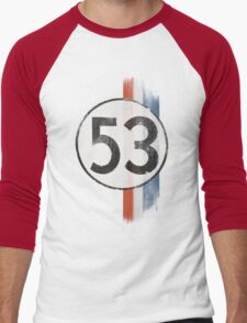 The Number Of The Bug Men's Baseball ¾ T-Shirt