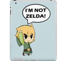 I'm Not Zelda iPad Case/Skin