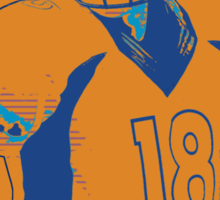 Peyton manning Omaha Hope Poster Sticker