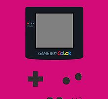 [Case] Gameboy Color - Berry by carnivean