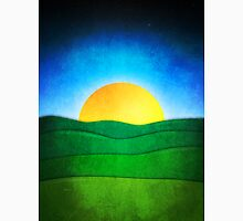 Sunrise In The Valley Unisex T-Shirt