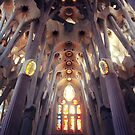 sagrada familia by coquillage