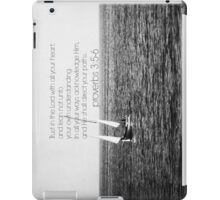 Trust Lord Proverbs 3 iPad Case/Skin