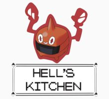 Rotom hell's kitchen by AyCube