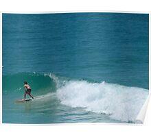 Surfing Greenmount Poster