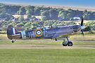 Spitfire VB Scramble - Shoreham Airshow 2013 by Colin  Williams Photography