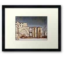 Inter-County Farmers Cooperative Association Framed Print