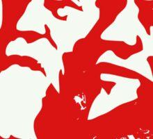 Marx, Lenin and Engels Marxist Sticker Sticker