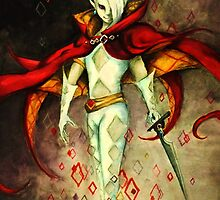 Lord Ghirahim (Legend of Zelda - Skyward Sword) by Zelda1993