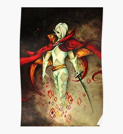Lord Ghirahim (Legend of Zelda - Skyward Sword) Poster