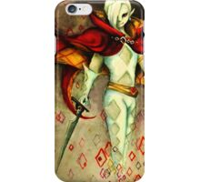 Lord Ghirahim (Legend of Zelda - Skyward Sword) iPhone Case/Skin