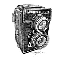 Lubitel Photographic Print