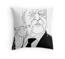 SLANGarchitects #1 Mies van der Rohe Throw Pillow