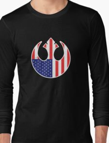 American Rebel Long Sleeve T-Shirt