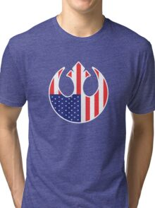 American Rebel Tri-blend T-Shirt