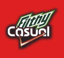 Filthy Casual by agreatrandom
